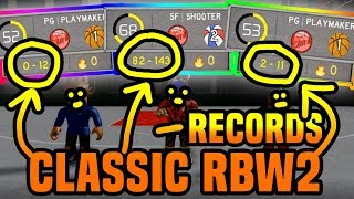 CLASSIC RB WORLD 2! (WORST & NEGATIVE RECORDS)