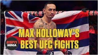 Max Holloway's best UFC fights | Highlights | ESPN MMA