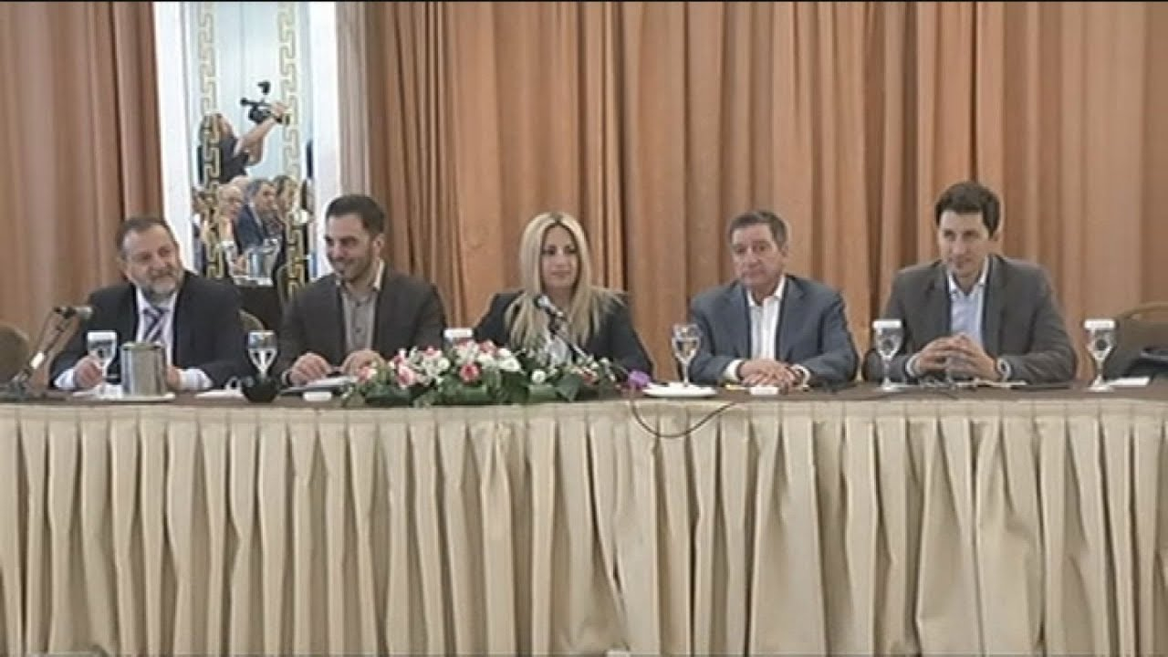 Συνεδρίαση της Κοινοβουλευτικής Ομάδας του ΚΙΝΑΛ