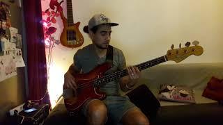 Cover Bass Keziah jones The Waxing The Waning