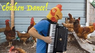 THE CHICKEN DANCE Accordion to Tom!