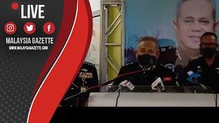 MGTV LIVE | Op Dulang : PDRM Berjaya Selesaikan 4 Kes Samun Di Lembah Klang