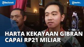 Harta Kekayaan Gibran Rakabuming Raka, Wali Kota Solo Terpilih, Capai Rp 21 Miliar