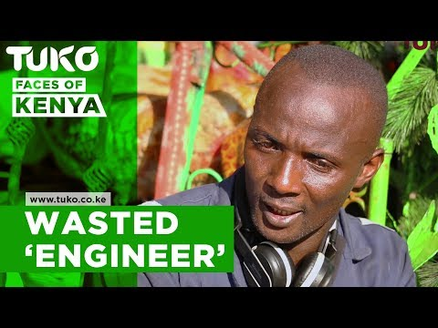 Nairobi man building his own cars | Tuko TV