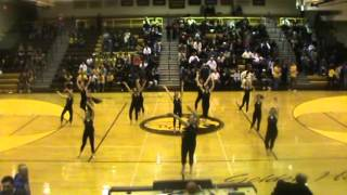 "BECA Dance Team - ""Riot Rhythm"""