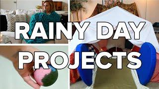 5 Rainy Day Projects