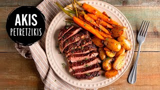 Sweet and Sour Ribeye Steaks | Akis Petretzikis by Akis Kitchen