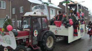 preview picture of video 'Carnavalsoptocht Oost-Maarland'