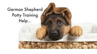 Potty Training your German Shepherd Puppy 6 German Shepherd Housebreaking Tips Puppy Potty Training