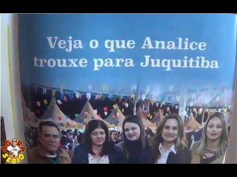 Família Brandão Juntos e Misturados com a Deputada Estadual Analice Fernandes
