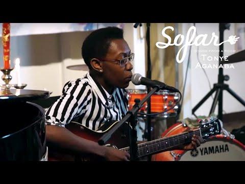 Tonye Aganaba - Black Swan (Thom Yorke Cover) | Sofar Vancouver