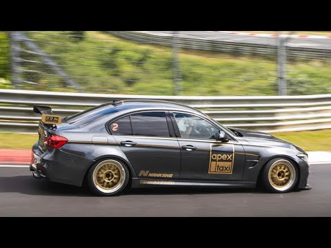 The World's Fastest Four Seater BMW M3!