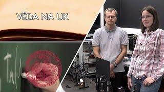 Věda na UK: laboratoř Opto-Spintroniky prof. Petra Němce