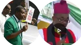 PASTOR ADEBOYE LEAD A PRAYER WALK NOT A *PROTEST* & HERE'S WHY