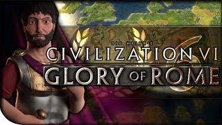 Download Video Rome Sacks Thebes | Civilization VI — Glory of Rome 6 | TSL Giant Earth King MP3 3GP MP4