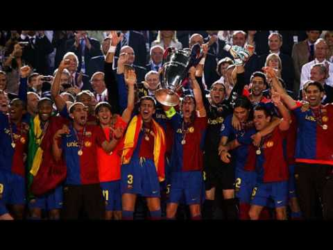 Puyol - The Captain Of Catalunya!