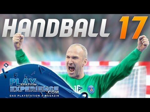 HANDBALL 17 für die PlayStation 4 im Test ★ PlayStation Experience