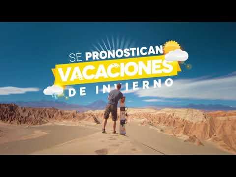 TD1.4 Se Pronostican Vacaciones (Sernatur) - Cybercenter - 6tos. Premios #LatamDigital 2018