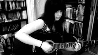 """""""Across The Universe"""" by The Beatles (Fiona Apple version), cover by Nicole Stewart"""