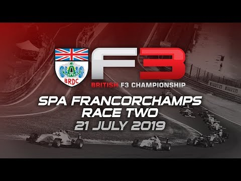 RACE 2 -  SPA 2019 - Full Race.