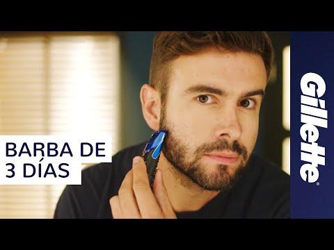 Cómo Dejarse la Barba de 3 Días | Gillette STYLER