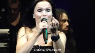 (HD) Tarja - Crimson Deep @ Rio de Janeiro, Brazil. 13 / 03 / 2011