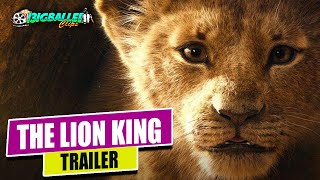 THE LION KING || Official Trailer (2019)