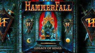 HAMMERFALL - Legacy Of Kings [Full Album 1998] + Bönus tracks