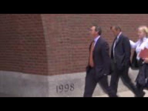Parent in college bribery scheme pleads guilty
