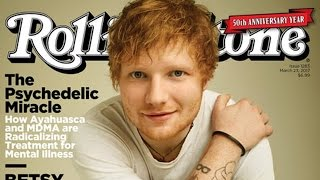 Ed Sheeran SPILLS On Hooking Up With Taylor Swift's Squad Members In Rolling Stone Interview