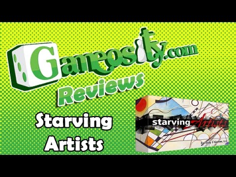 Gameosity Reviews Starving Artists