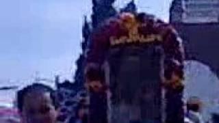preview picture of video 'prosecion de feria dicembrina dia 12 de diciembre 2007 santiago tepopula tenango del aire'