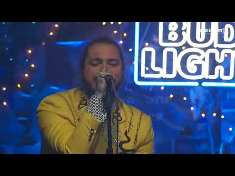 Post Malone - Go Flex - Perforance Bud Light Dive Bar Nashville - Live Concert