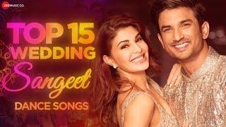 Top 15 Wedding Sangeet Dance Songs – BurjKhalifa Laal Ghaghra Kala Chashma Chandigarh Mein & More