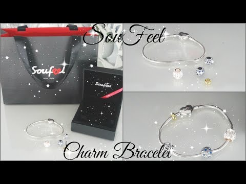 SOUFEEL CHARM BRACELET FIRST IMPRESSION AND REVIEW 2017 PETALISBLESS 🌹