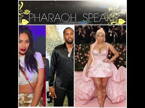 SAFAREE REGRETS LOSING NIKKI MINAJ?