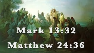 Why Didn't Jesus & the Holy Spirit Know the Hour?