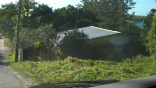 preview picture of video 'Antigua - Driving Through Seaton's Village To Stingray City (file 1)'