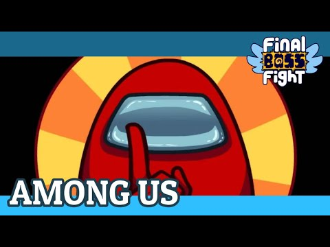 Video thumbnail for Space Stabby Times! – Among Us – Final Boss Fight Live