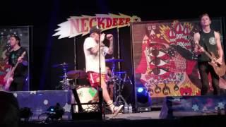 Neck Deep - I Hope This Comes Back To Haunt You - San Antonio
