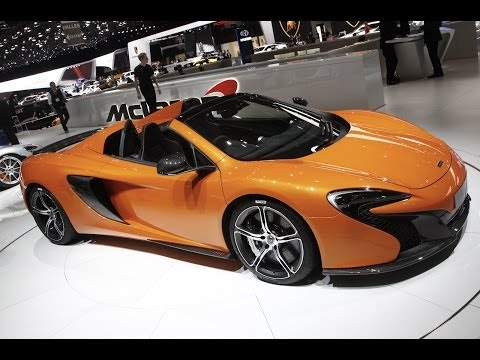Geneva motor show 2014: McLaren 650S to offer McLaren F1-beating performance