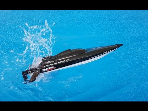 FEI LUN FT011 R/C BOAT review and test ride