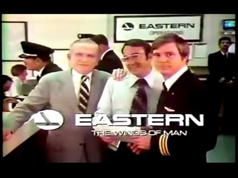 Eastern Airlines 'People' Commercial (1978)