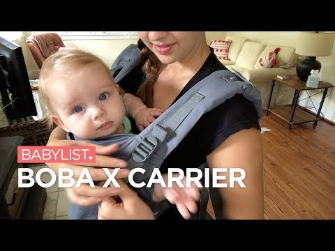 Boba X Carrier Review