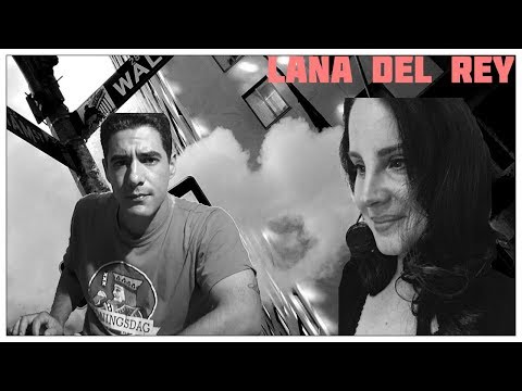 Lana Del Rey - Hope Is A Dangerous Thing For A Woman Like Me To Have, But I Have It | Reaccion