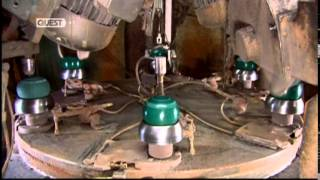 How its made - Lawn Bowls