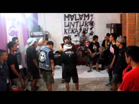 Looser Fight - Brother In Arms Live @Purple Cafe Bojonegoro
