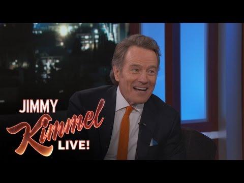 Bryan Cranston Does Kevin Hart Impression Haystack Tv