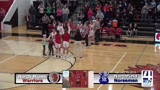 North Miami Girls Basketball vs Northfield
