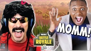 """""""MOMMM COME HERE!"""" Doc Plays With His Biggest Fan on Fortnite (7/17/18) (1080p60)"""